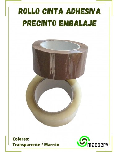 rollo-cinta-adhesiva-embalaje-envio-marron-transparente-manipulados-macser-frailes