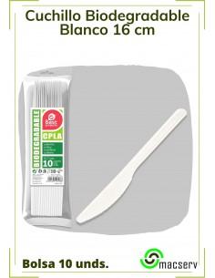 Cuchillo blanco...