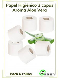 Papel Higiénico aroma Aloe...